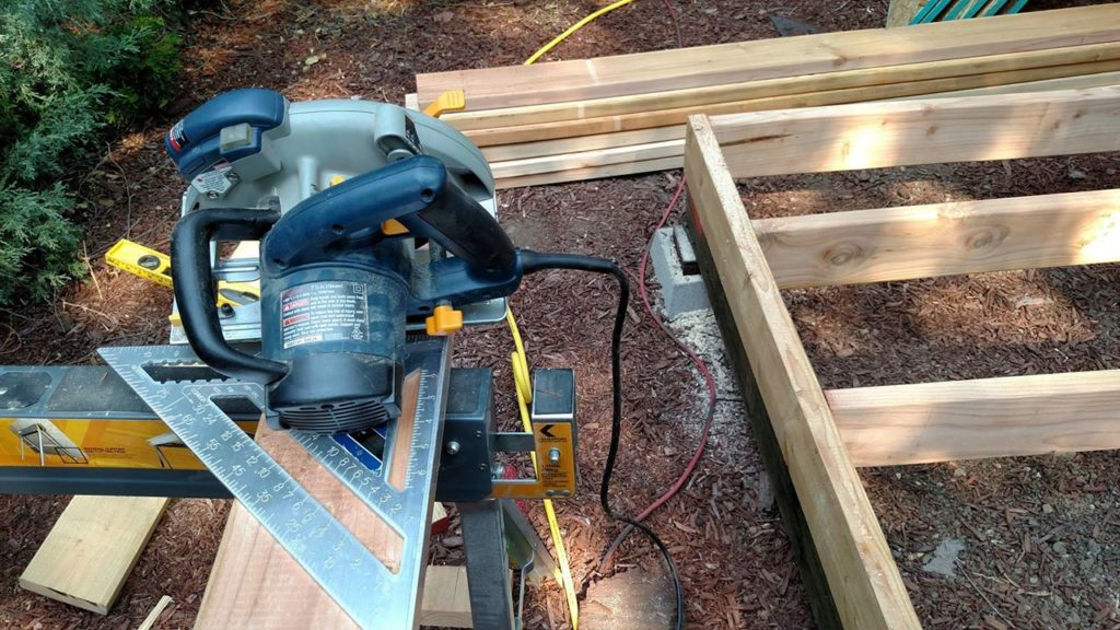 Carpenter triangle - your invaluable tool for everything from rafter measurements to keeping circular saw straight.