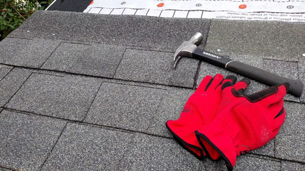 Timberline raised profile shingles looking awesome.